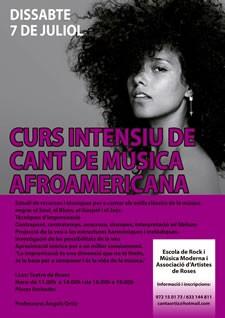 Curs intensiu de música afroamericana a Roses