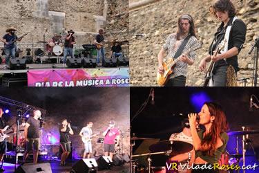 Dia de la Música de Roses