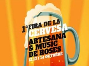 1ª Fira de la Cervesa artesana de Roses