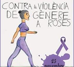 2ª Caminada a Roses contra la Violència de Gènere