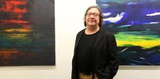 Carlos Victòria a Ca l'Anita amb la mostra 'Paisatge líquid'