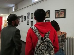 Exposició de Fat Gringo