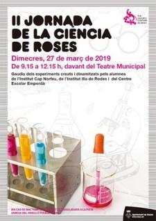 Jornada de la Ciència de Roses