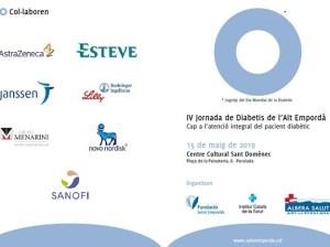 IV Jornada de Diabetis de l'Alt Empordà