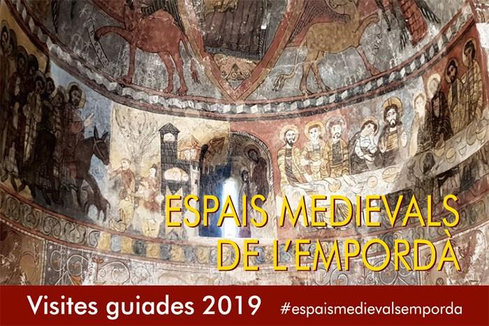 Visites guiades als espais medievals de l'Empordà