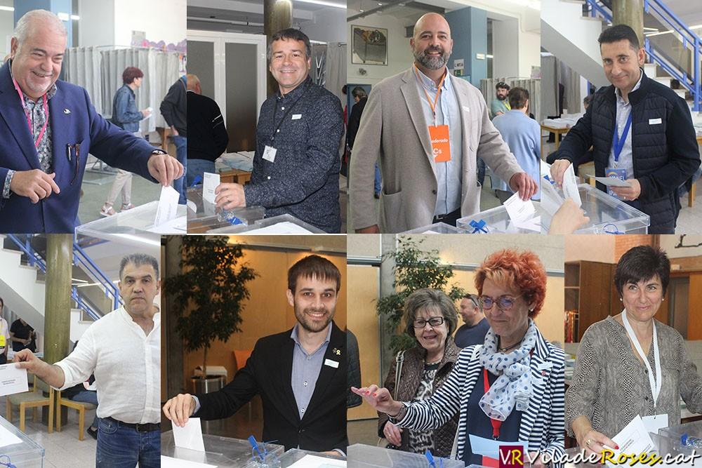 Eleccions municipals de Roses 2019