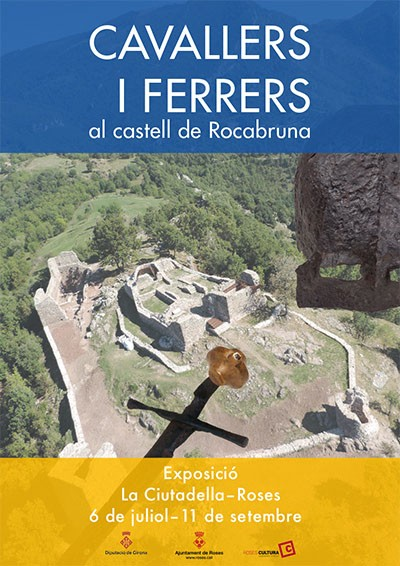 """Cavallers i ferrers al castell de Rocabruna"""""""
