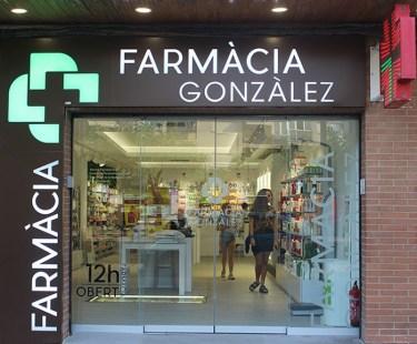 Farmàcia González