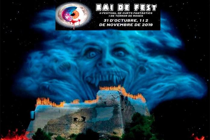 II Festival de Curts Fantàstics i de Terror Bai de Fest de Roses