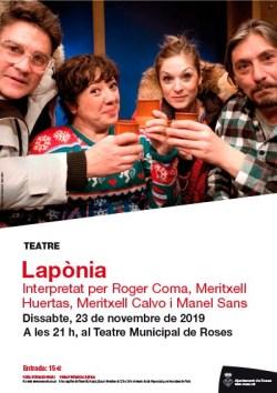 Lapònia al Teatre Municipal de Roses
