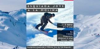 Esquiada Jove a La Molina