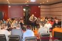 Trobada interactiva, enriquidora i participativa entre representants de l'Ajuntament i veïns del Mas Oliva de Roses