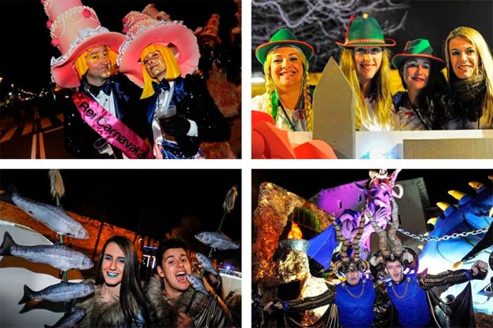Carnaval a Roses