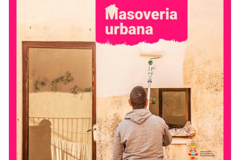 Masoveria Urbana a Castelló d'Empúries