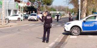 Policia Local de Castelló d'Empúries