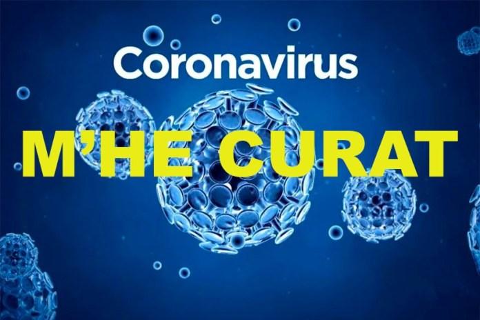 M'he curat de coronavirus