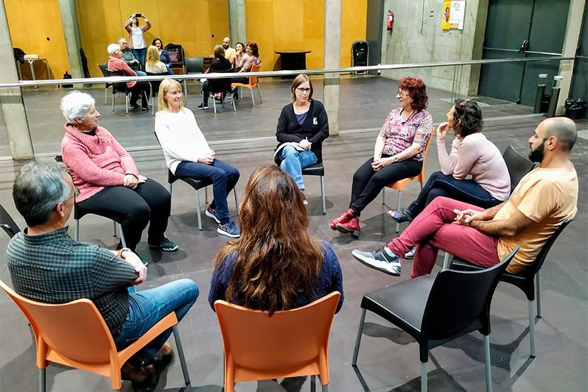 Taller de Teatre en català a Roses