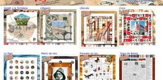 8 jocs de la xarxa de museus de l'Alt Empordà