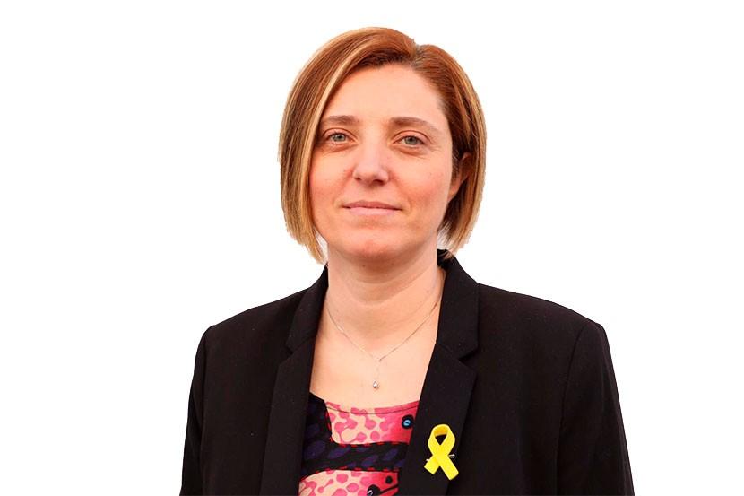 Mar León, Secretària d'Organització de ERC-Roses