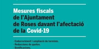 Mesures fiscals de l'Ajuntament de Roses davant l'afectació de la Covid-19