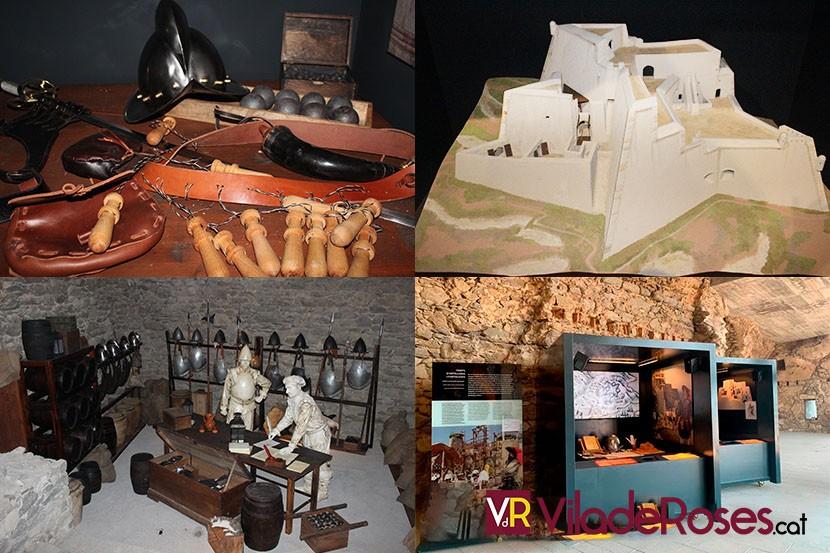 Museïtzació del Castell de la Trinitat