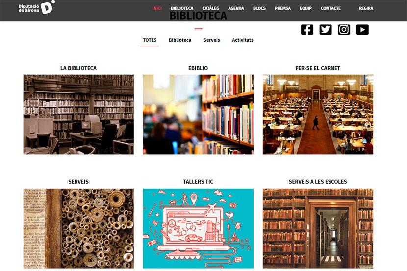 Biblioteca de Roses