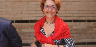 Olga Simarro, regidora del PSC Roses