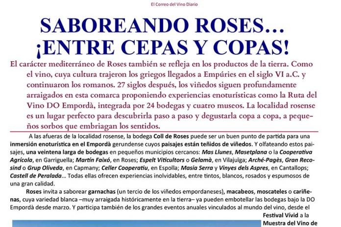 Turisme de Roses