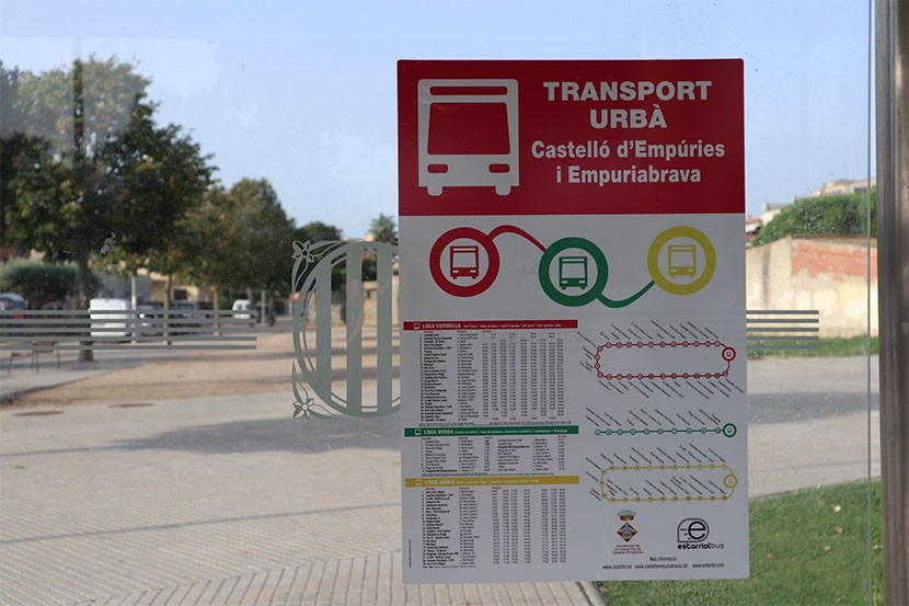 Transport urbà Castelló d'Empúries i Empuriabrava