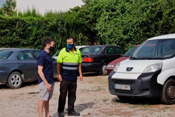 Diposit municipal de vehicles