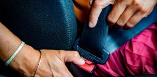 Campanya preventiva d'ús del cinturó, casc i sistemes de retenció infantil