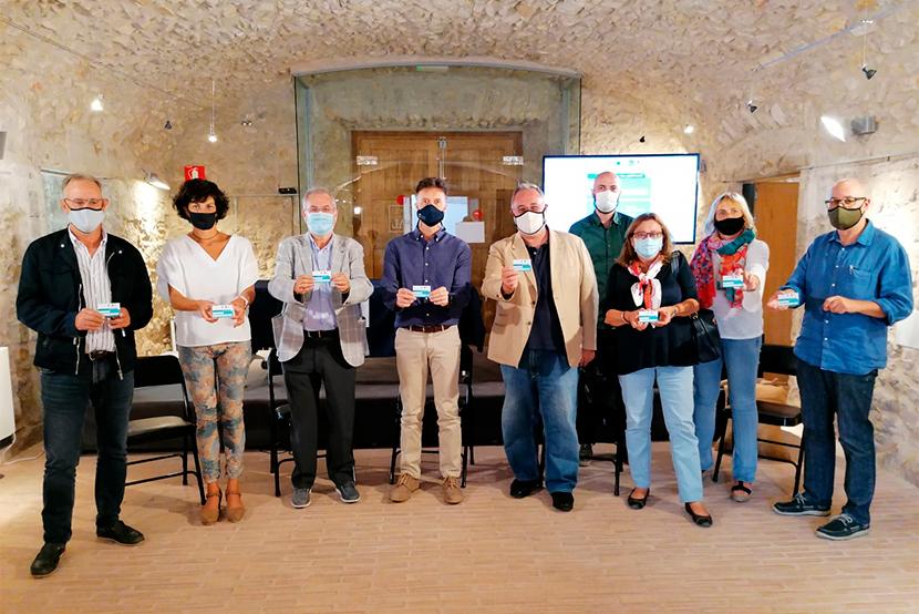 Els museus de l'Escala impulsen un nou carnet cultural gratuït