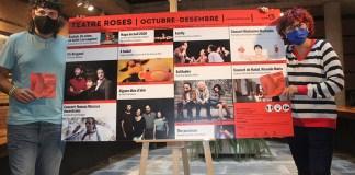 Presentació de la nova programació del Teatre de Roses