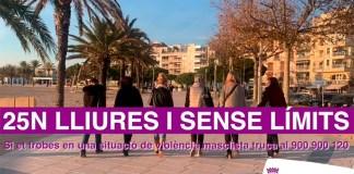 Dia Internacional de l'Eliminació de la Violència envers les Dones