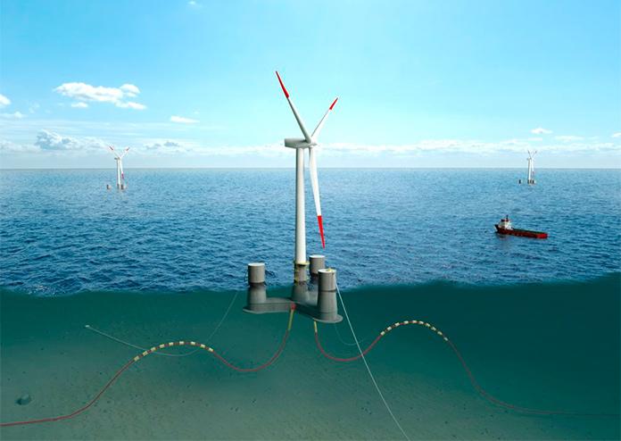 Parc eòlic marí 'Tramuntana'
