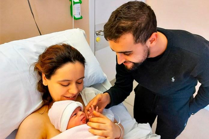 Primer nadó altempordanès del 2021