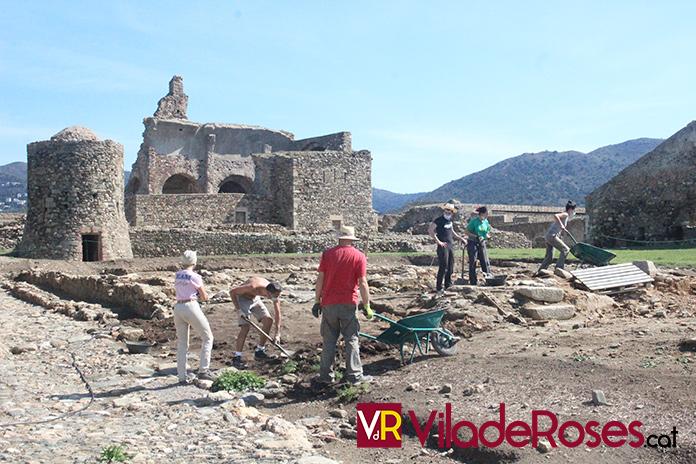 Vila Medieval de la Ciutadella de Roses
