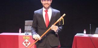 Joan Plana és investit alcalde Roses