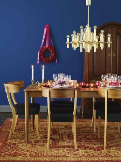 Requinte presente na mesa da ceia de Natal