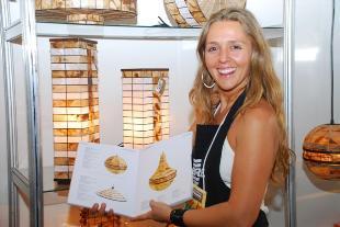 Simone Oliveira, a artesã do filtro de café