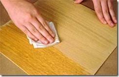 Passe selador na madeira para proteger