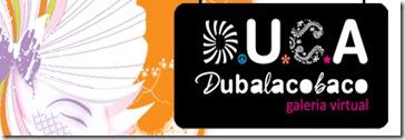 Logo da Galeria Dubalacobaco
