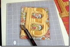 Montando uma composição de estampas diferentes