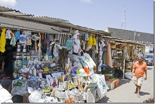 Parte antiga do mercado público deJoão Pessoa