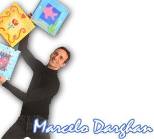 Marcelo Darghan dá curso gratuito de artesanato