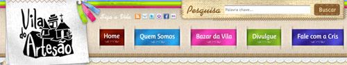 Novo banner da Vila