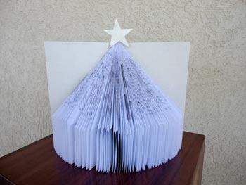 Coloque a estrela no alto do livro