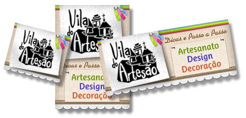 Modelos de selos da Vila