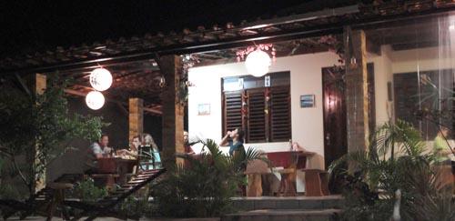 Matsuri, restaurante japonês no litoral sul
