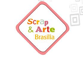 Scrap & Arte em Brasília, mês de março